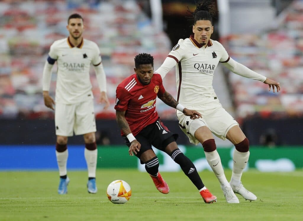 EL: Manchester United vs. AS