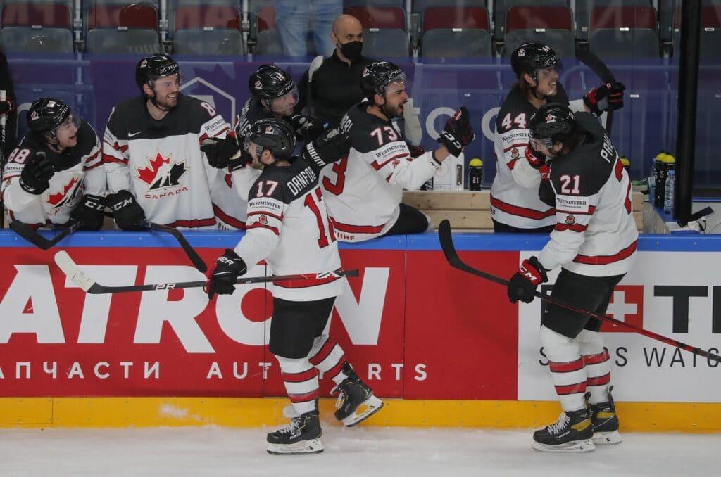 IIHF: USA vs. Kanada