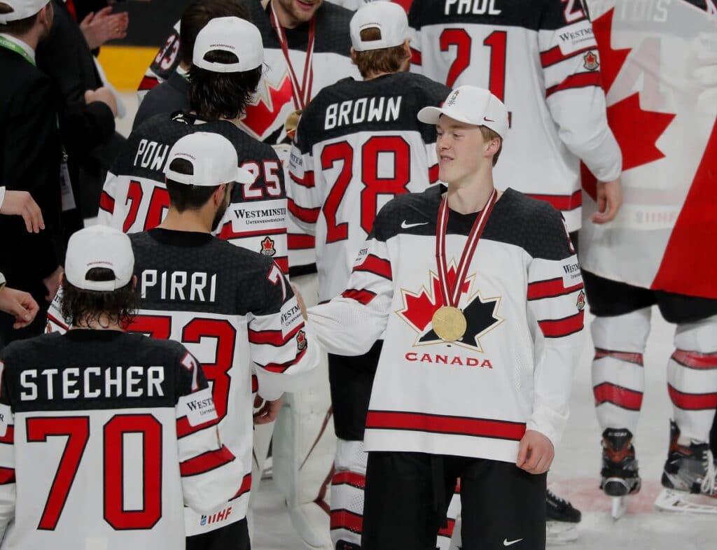 MS v hokeji ovládla Kanada