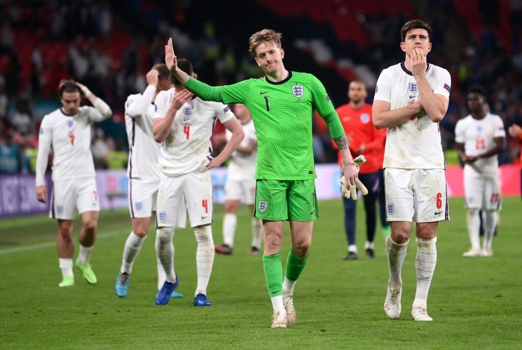 Zdrcení Angličané po finále EURA