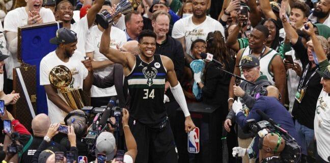 NBA: Bucks vs. Nets