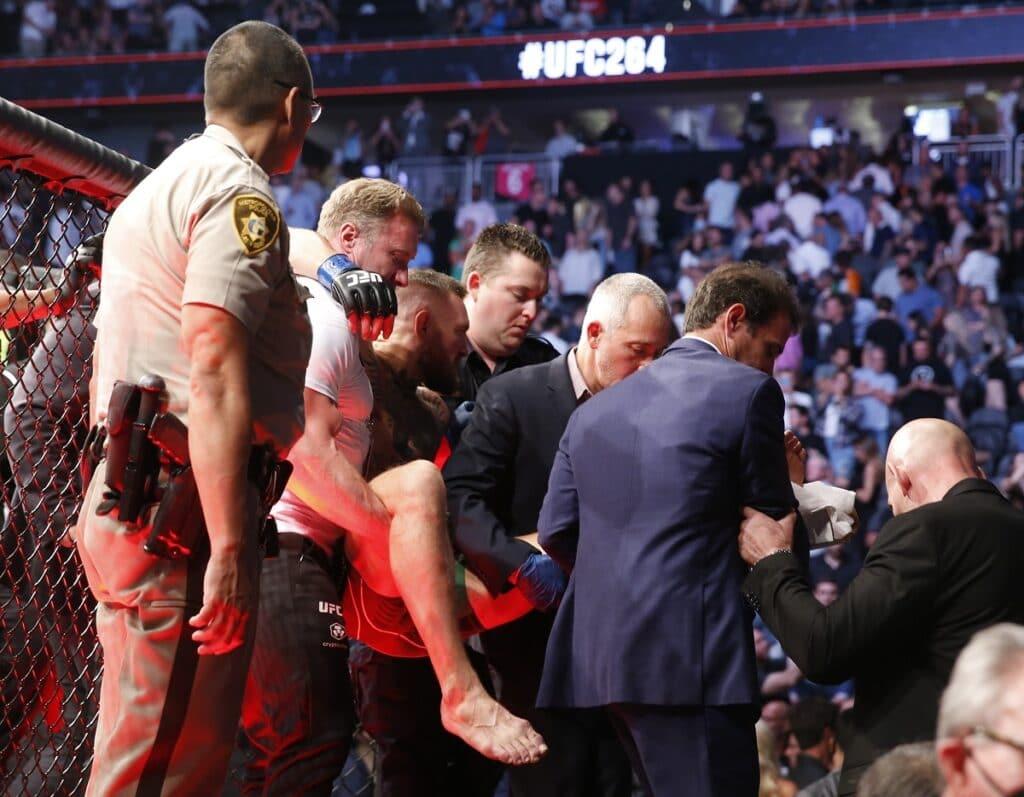 UFC264: McGregor vs. Poirier