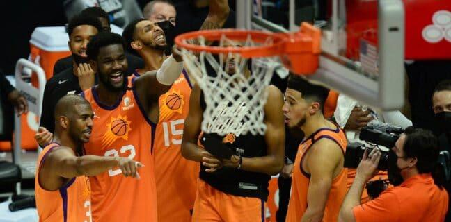NBA: Clippers vs. Suns