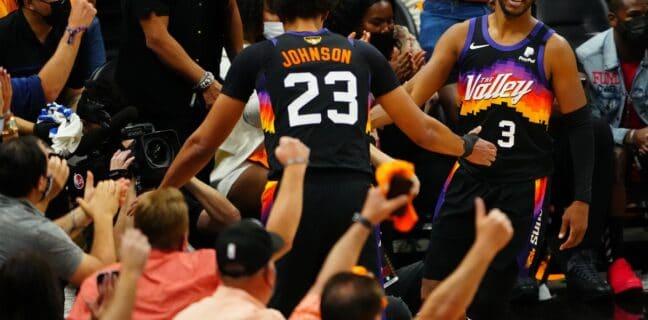 NBA: Suns vs. Bucks