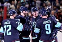 NHL - příprava: Kraken vs. Canucks