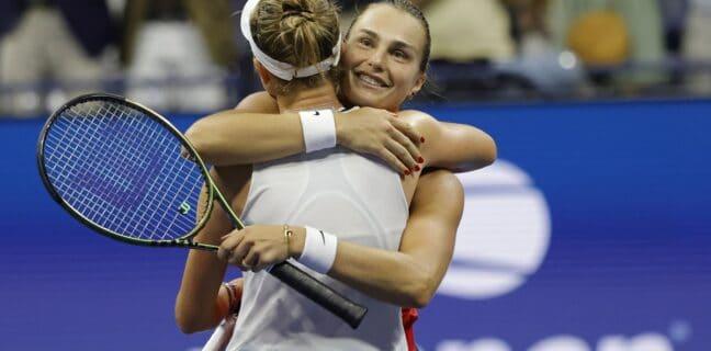 US Open: Krejčíková končí