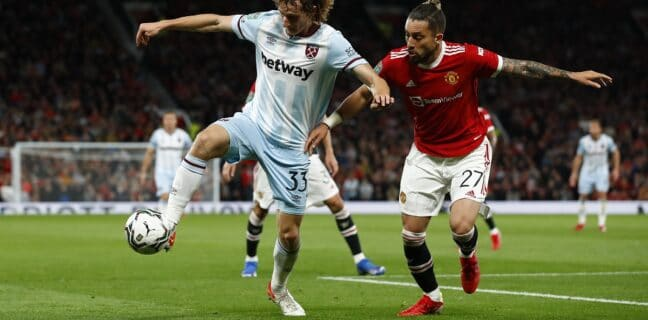 Carabao Cup: United vs. West Ham