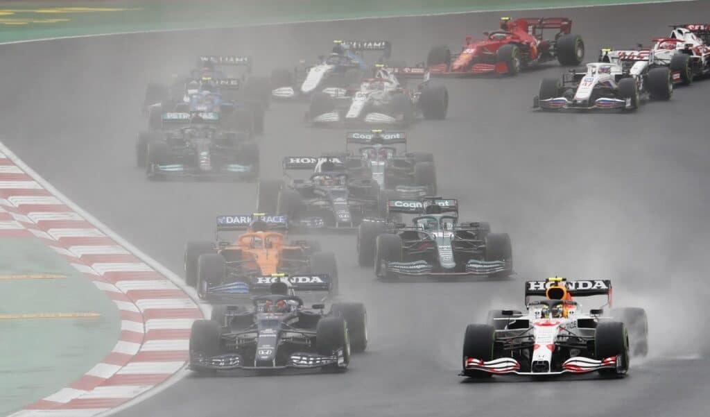 Velká cena Turecka F1
