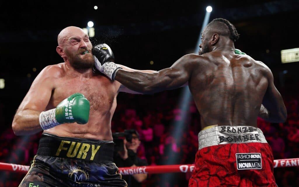Fury vs. Wilder III