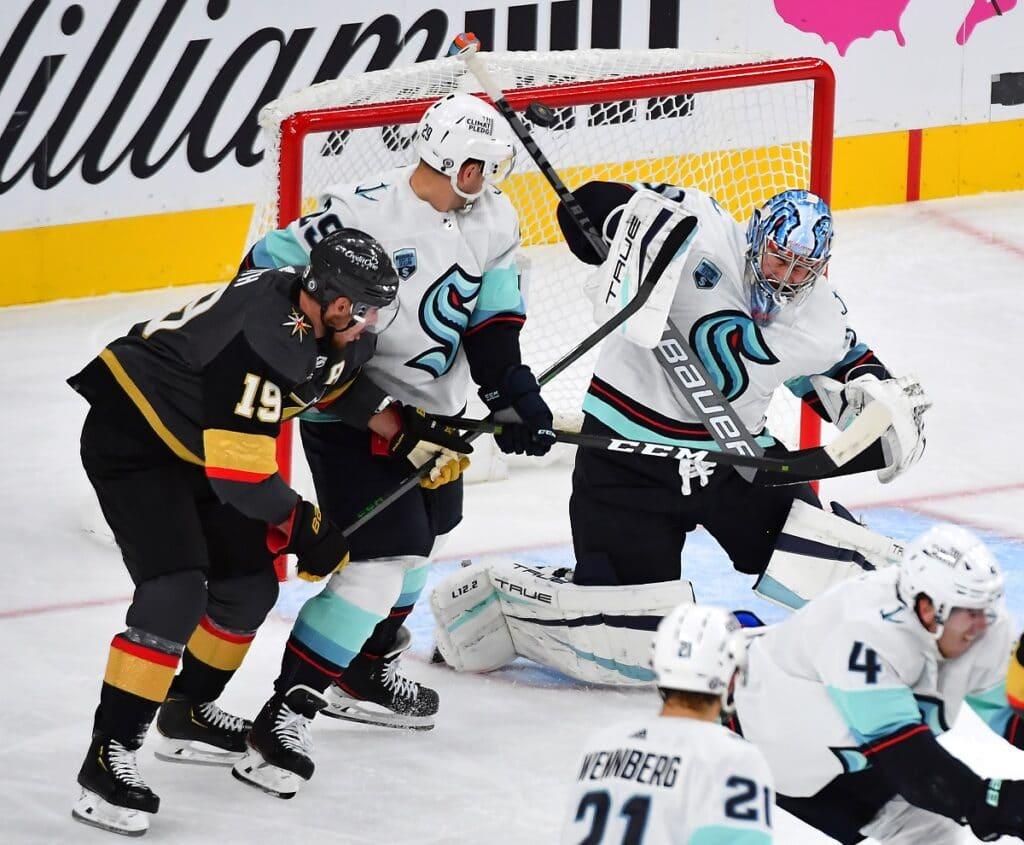 NHL: Vegas vs. Seattle