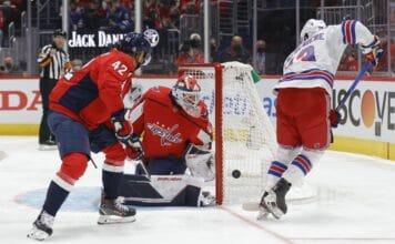 NHL: Caps vs. Rangers