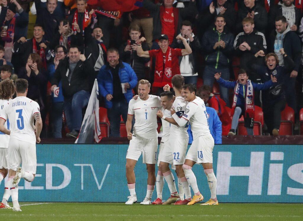 Česko vs. Wales